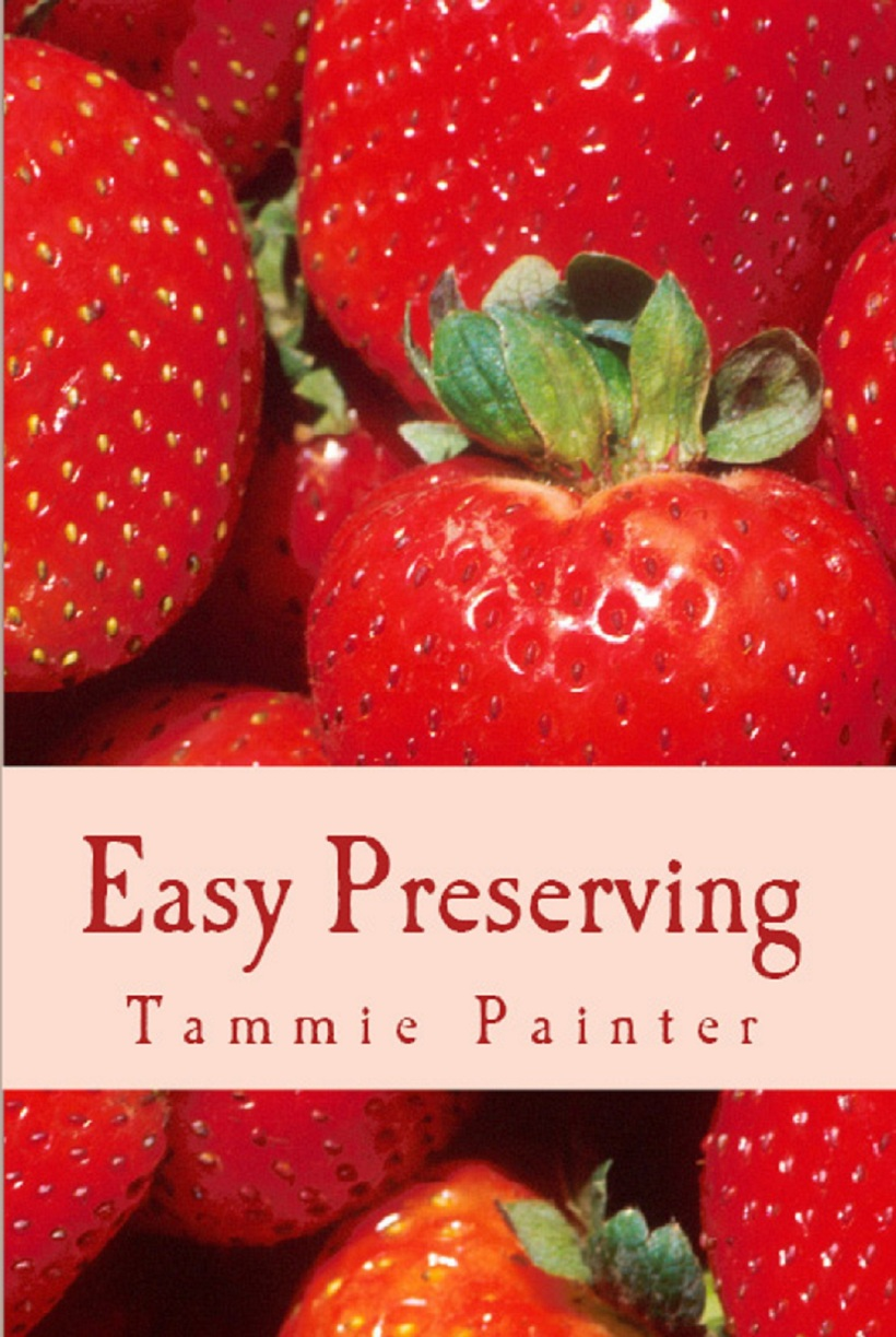 easy preserving book cover