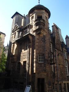 The Writers' Museum, Edinburgh, Scotland