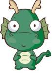 dragon, cute dragon