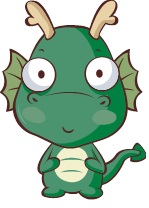 dragon, cute dragon