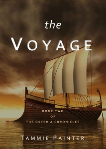 the voyage book cover, tammie painter