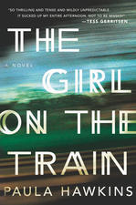 girl on the train, paula hawkins