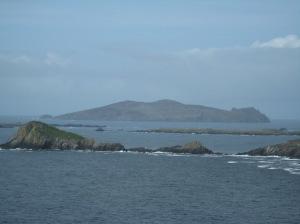 dingle, ireland, slea head, blasket island, irish