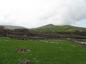 ireland, sea head, riasc monastery, irish, dingle