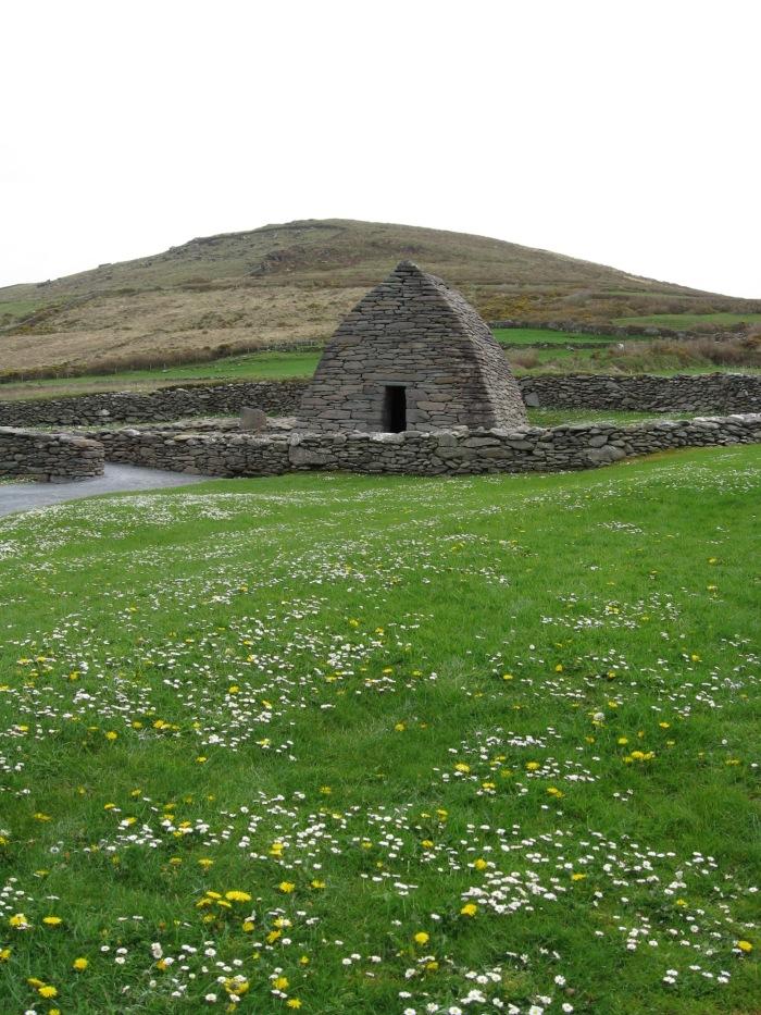 Gallarus Oratory, Ireland, Dingle, Slea head