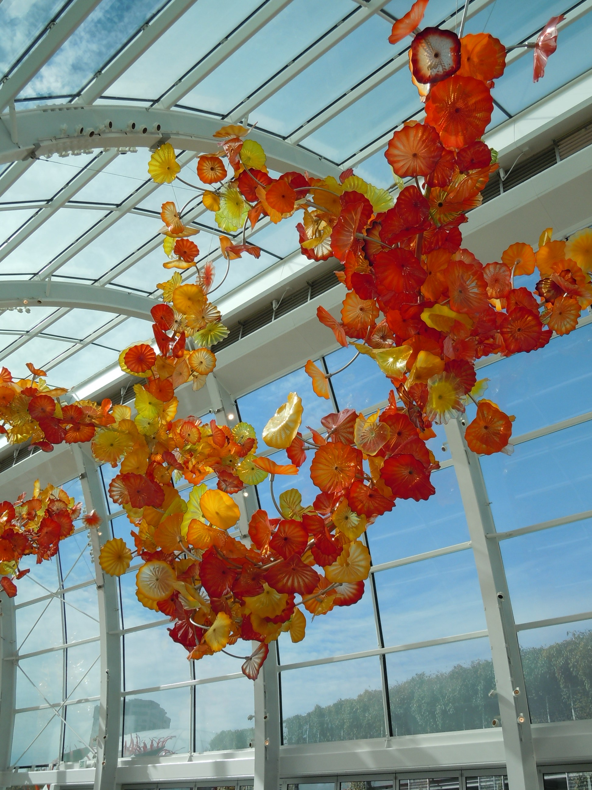 Travel Pic Thursday Chihuly Garden And Glass Seattle Tammie Painter