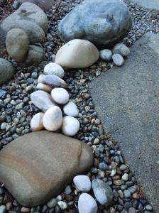 Dry rocks