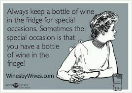 author humor, wine humor