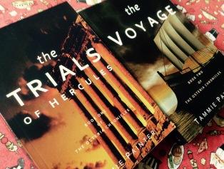 trials of hercules, books,