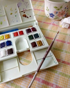 winsor newton, watercolor