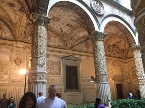 Florence, Firenze, Italy, Italia, Piazza della Repubblica
