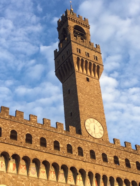 Florence, Firenze, Italy, Italia, Piazza della Repubblica, Palazzo Vecchio