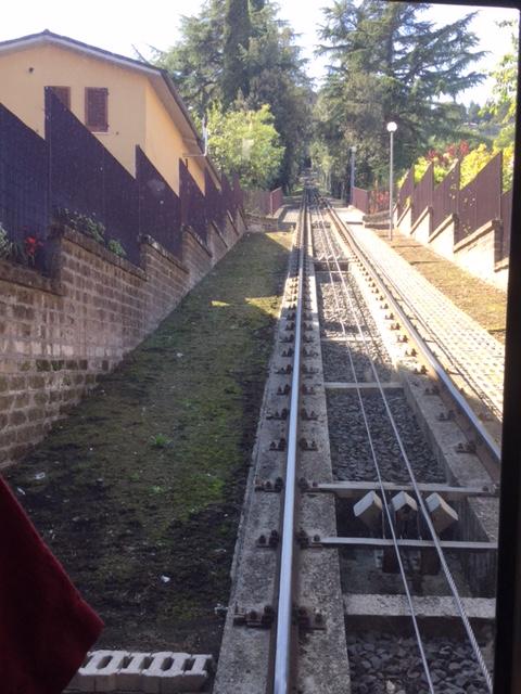Orvieto, Italy, Italia, Umbria, funicular