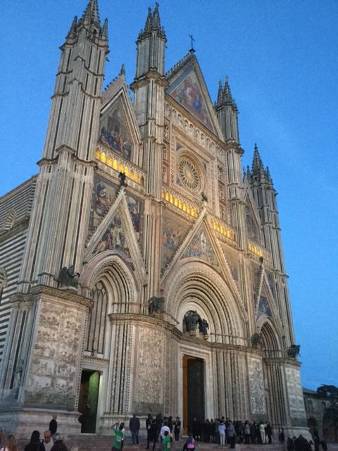 Orvieto, Italy, Italia, Umbria, duomo