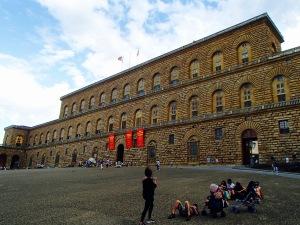 Pitti Palace, florence, italy, italia, firenze