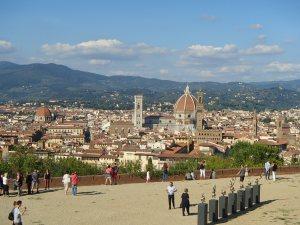 Pitti Palace, florence, italy, italia, firenze, boboli gardens