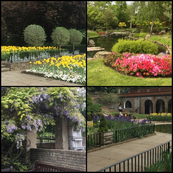 london, holland park,