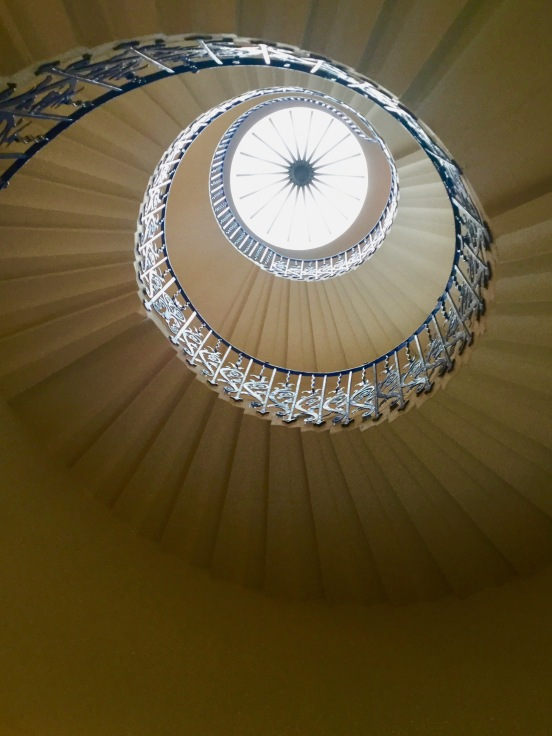 tulip stairs, queens house, inigo jones, greenwich