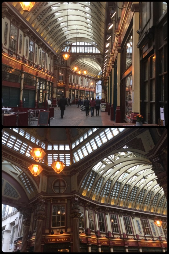 leadenhall market, city of london, london