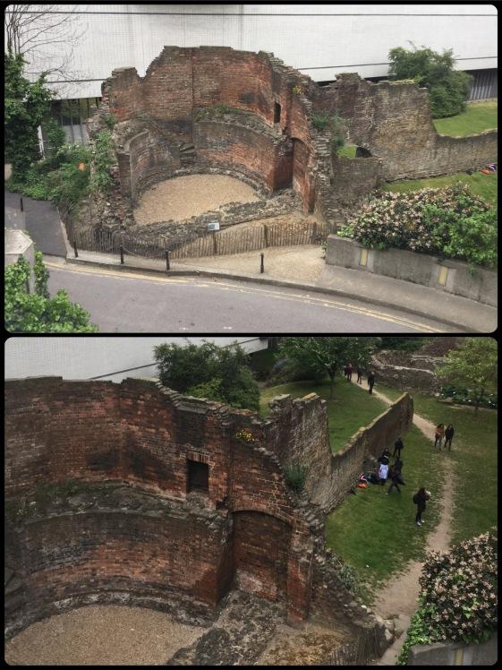 london wall, london, city of london