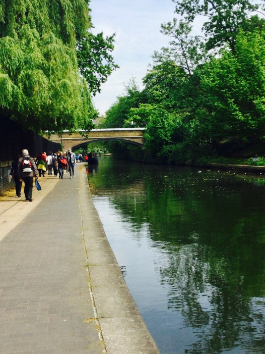 london, regents canal