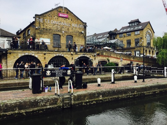 london, camden market