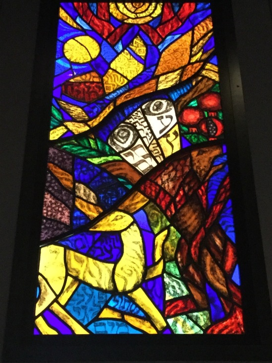 stained glass, victoria & albert museum, london