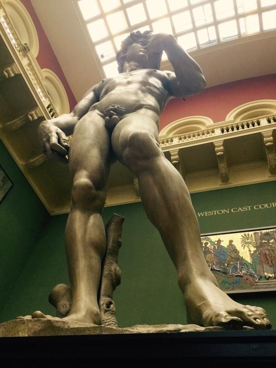 David, victoria & albert museum, london