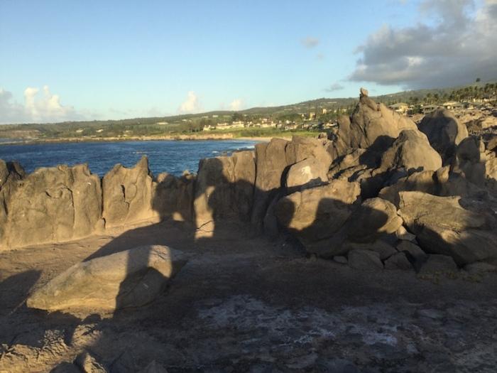 maui, hawaii, kapalua coastal trail