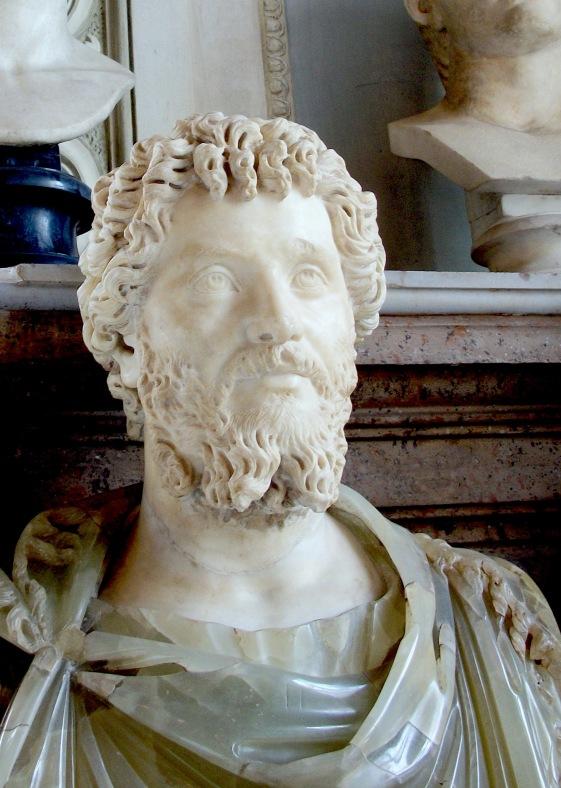 Septimius Severus, rome
