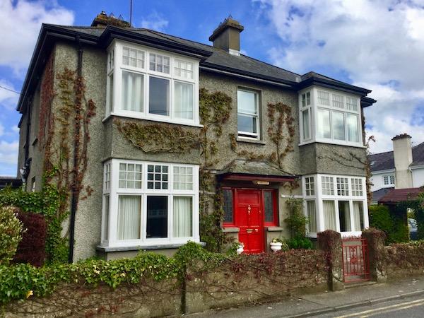 kilkenny, carriglea house, bed and breakfast, ireland