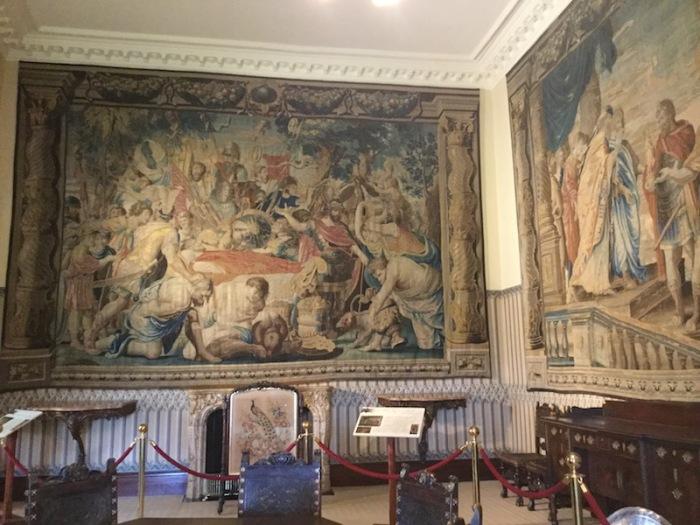 ireland, kilkenny castle, kilkenny , tapestries