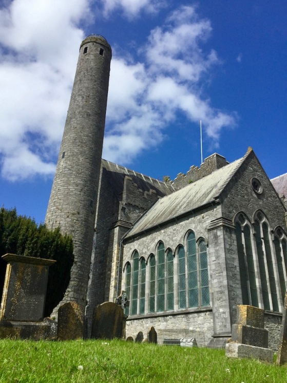 kilkenny, st canice cathedral, ireland