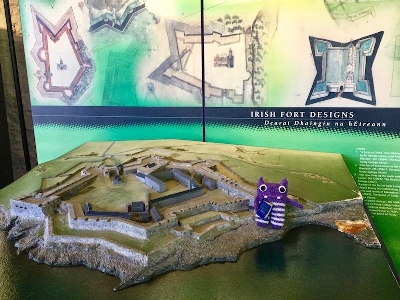 kinsale, ireland, charles fort