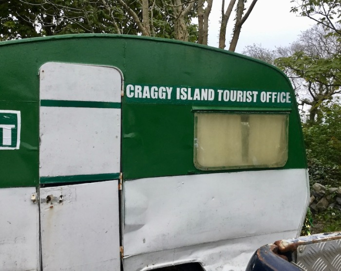 craggy island tourist office, father ted, inishmore, ted fest