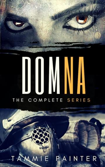 domna, paperback, complete