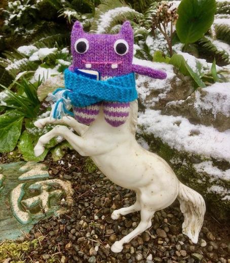 finn McSpool, beastie, crawcrafts, centaur