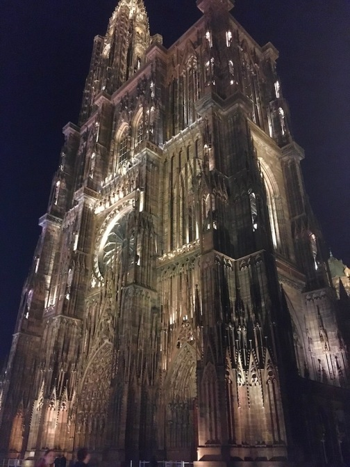 strasbourg, france, strasbourg cathedral