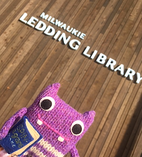 Ledding library, milwaukie, oregon
